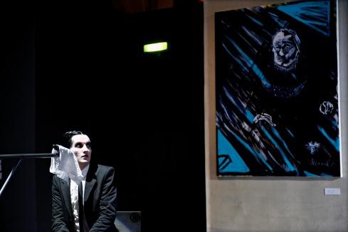 Der Prozess von Franz Kafka Schauspiel Hannover 2012 Henning Hartmann